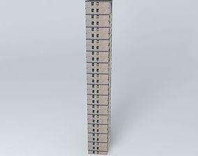 3D North Bund Garden Tower 2