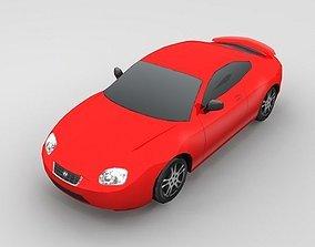 3D model Hyundai Coupe