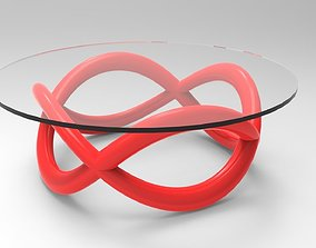 3D model Infinity Coffee Table