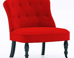 Ribbone armchair 3D