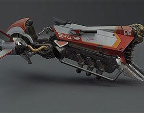 3D model Hover Racer