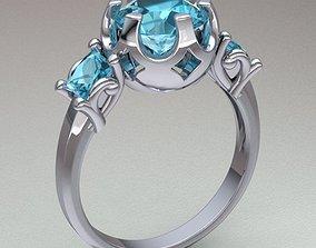 3D print model Jewelry Ring Women jewelry-platinum
