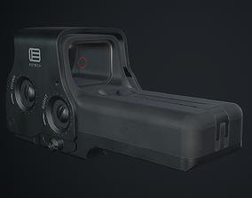 Scope Eotech HWS-558 3D asset