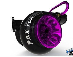 PINKI Turbochargerdesigned by paX 3D model