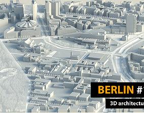 Berlin City 3D model