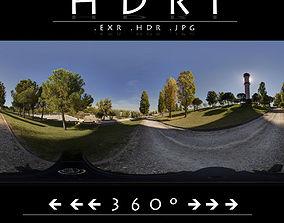3D model HDR 7 PARK ROAD