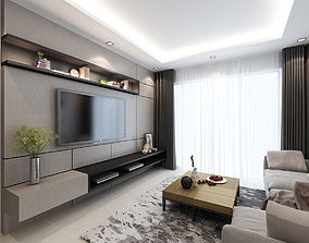 3D tv Living room