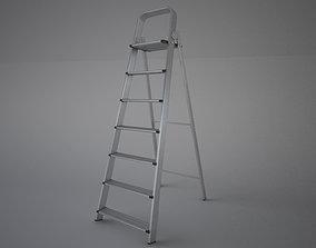 3D Model Step Ladder industrial