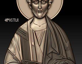 Apostle Bartholomew 3d model
