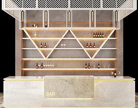 Loft bar 3D model