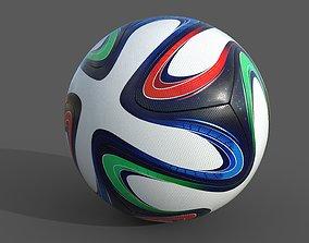 Adidas Brazuca 3D model