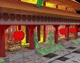 3D Chinese Forbidden City