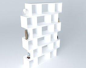 Dividing shelf 3D model