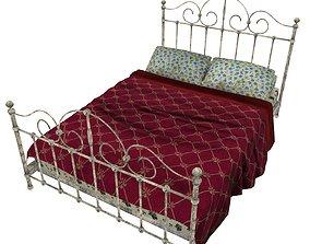 Bedcloth 70 3D asset