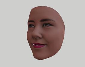 3D model Head sk