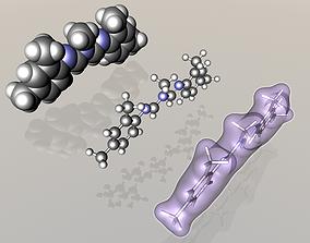 3D amitraz molecule