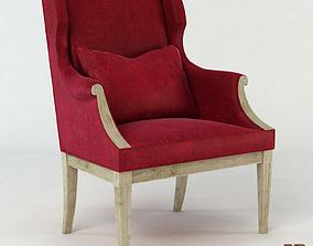 3D Signora Sn Phillippo s Armchair