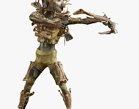 3D model Goblin archer