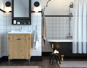 Bathroom IKEA 3D