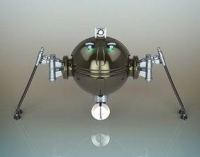 Spy robot 3D model