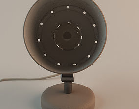 60s Table Lamp 3D