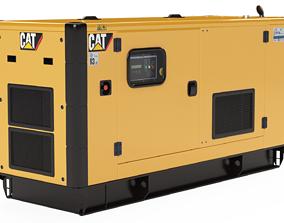 3D Diesel Generators 01
