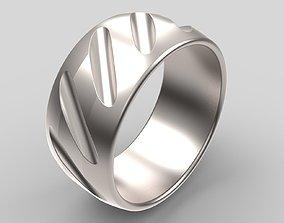 3D model Titanium Ring