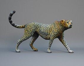 Scan - Cheetah 3D model