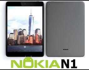 3D Nokia N1 Tablet