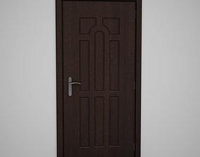 CGAxis Door window 3D model