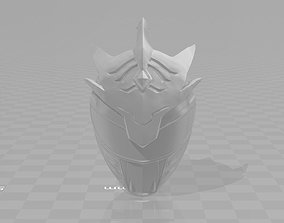 Power rangers 3d file Helmet lord drakkon games