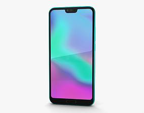 3D Huawei Honor 10 Phantom Green