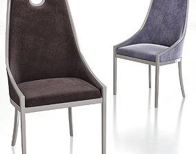 Chair Kabar 3d model realtime