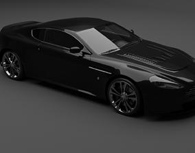 3D model Aston Martin v12 Vantage