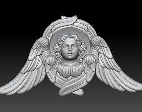3D printable model cherub kheruvim