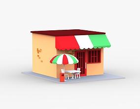 Pizza Restaurant 3D