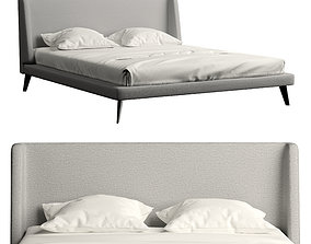Bed Jamni Cocon 3D model