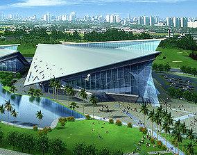 3D 2004-11-23 xia men ti yu guan