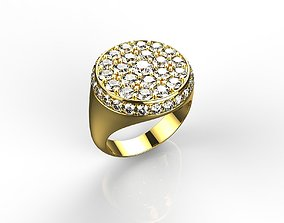 3D printable model Gold N558 gold