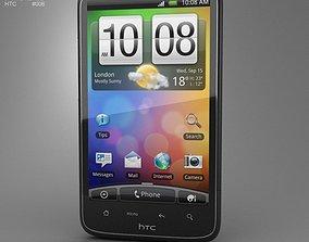 3D asset HTC Desire HD