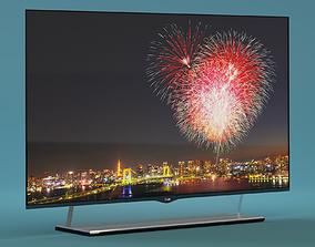 3D model LG OLED TV ROLLOUT