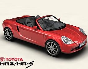 Toyota MR2 MRS 3D model