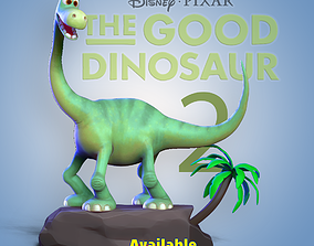 3D printable model The Good Dinosaur - Fan art