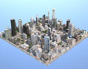 KC Metropolis 3D model