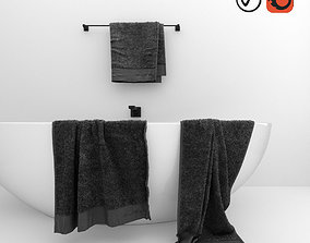 3D model Country Road Towels and Meir Tapware