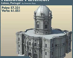 National Pantheon 3D model
