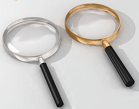 household 3D Magnifying glass