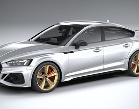 Audi RS5 Sportback 2020 3D model