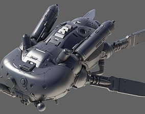 3D Spider Drone