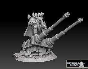 3D print model Astroknight Duke